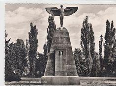 Berlin Lichterfelde Lilienthal-Denkmal ca 1960