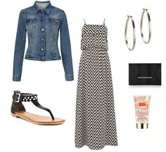 Casual Chic Summer Outfit Ideas for forty year old | May 6, 2013 | By Sheila Hill | Leave a Comment