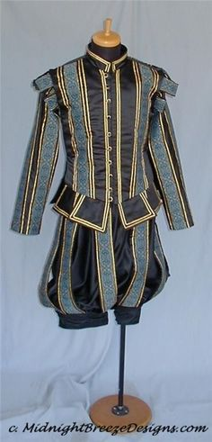 Honestly never pictured myself getting as far as Noble garb, but now that I'm growing up I could certainly see myself in this!