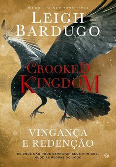 Editora Gutenberg lançará, Crooked Kingdom: Vingança e Redenção, de Leigh Bardugo - Cantinho da Leitura