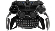 CES 2015 Mad Catz has put some serious effort into solving the issue of comfortably and accurately controlling mobile games, creating a gamepad for Android devices that actually transforms depending on whether you're using it with a tablet or a smartphone.