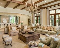 Love this great room!