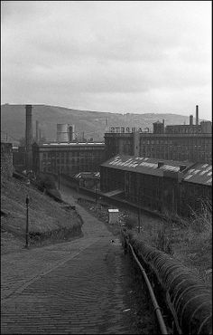 Dean Clough, Halifax (1970s)