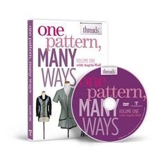 One Pattern, Many Ways (DVD) - i adore taking one pattern and changing it so it looks different in many iterations! #wardrobechallenge