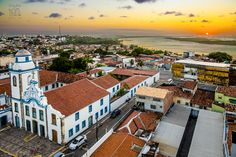 Natal (RN) - Pôr do Sol no Rio Potengi  Foto: RQ Serra | @diegotrambaioli