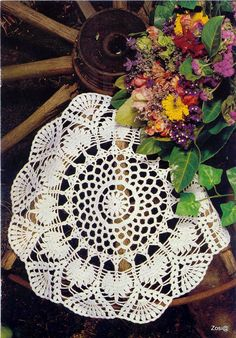 beautiful lace tablecloths: free crochet patterns | make handmade, crochet, craft