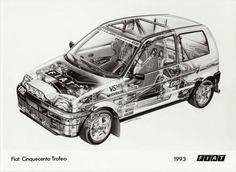 Fiat Cinquecento Trofeo