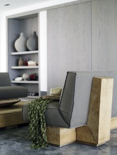 Piet Boon Styling by Karin Meyn | Grey tones with a touch of green