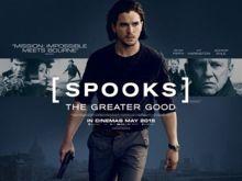 Watch Spooks: The Greater Good (2015) Full Movie Online DVDRip/720p/1080p - WRmovies.net