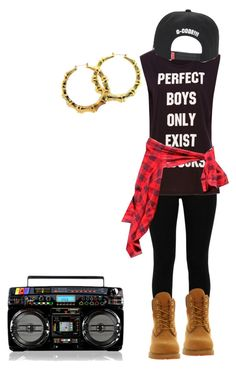 """SOCAPA's Ball hip hop dance outfit"" by tm4life143 ❤ liked on Polyvore featuring LnA, Pull&Bear, Timberland, ball, HipHop and socapadance"