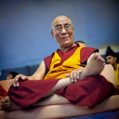 This is my simple religion. There is no need for temples; no need for complicated philosophy. Our own brain, our own heart is our temple; the philosophy is kindness.    The Dalai Lama.