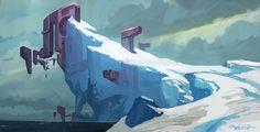 concept art ice - Поиск в Google