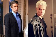 Supernatural Role: Don Stark Whedonverse Role: Spike on Buffy and Angel After countless years as the bleach-blond Spike, Marsters is far le...