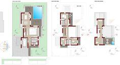 Piante di progetto - Massimo Rinaldo architetto
