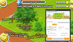 Hay Day Cheats download now: http://free-hack-download.com/2015/11/hay-day-hack-android.html/