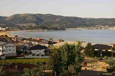 Ria de Vigo. Bahía de Panxón