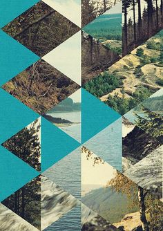 collage J. Kelsey a través de Dollybird Retro en DIY Crafts & Misc. Resources for Yokubari Foundation