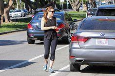 Jennifer Garner Getting Coffee in LA March 2016 | POPSUGAR Celebrity