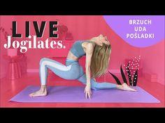 JOGILATES   Brzuch, uda, pośladki   Ola Żelazo - YouTube Yoga Fitness, Pilates, Exercise, How To Plan, Youtube, Pop Pilates, Ejercicio, Excercise, Work Outs