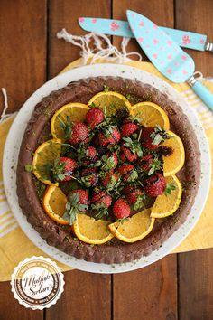 Pudingli Mozaik Tart Pasta nasıl yapılır ?  Tarifin püf noktaları, binlerce yemek tarifi ve daha fazlası...