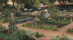 "Garden Design off of ""It's Complicated"""