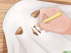 Comment faire un costume de fantôme: 22 étapes