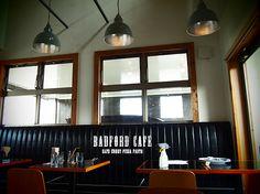 Bedford Cafe ベッドフォードカフェ 群馬・伊勢崎市 : Favorite place