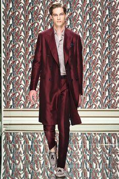 7109803b Ermenegildo Zegna Spring 2013 Menswear Fashion Show. Silk SuitDesigner  Clothes For MenLuxury FashionMens ...