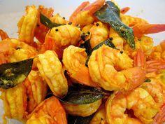 Mangalore Fried Shrimp