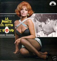 popsike.com - BRUNO MADERNA. LA MORTE HA FATTO L'UOVO. LP. Cinevox MDF 33/2.Italia.1968. - auction details