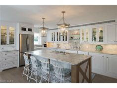 875 WEDGE Dr, Naples, FL 34103 | New construction kitchen - with ...