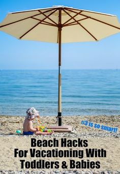 Summer is here, and that means many of us are gearing up for beach trips! I love a good day (or week!) at the beach, but it does get a little more hectic when there are little ones involved. Today, I've got 10 things that are essential for a kid friendly beach trip! These will help...