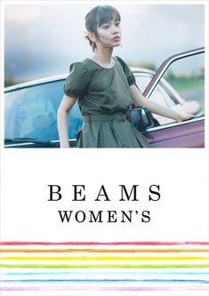 BEAMS WOMEN'S 「She is a Rainbow.」