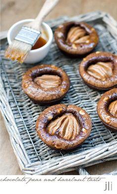 chocolate pear and hazelnut tarts photo blog-3_zps753ff043.jpg