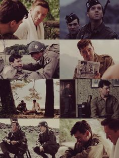 Band of Brothers • Dick and Lew ❤️