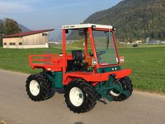 House Fence Design, Homemade Tractor, Electric Truck, Ford Tractors, Antique Tractors, Engineering Technology, Wheelbarrow, Go Kart, Custom Cars