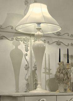 Bedside table lamp / traditional OPERA GIUSTI PORTOS