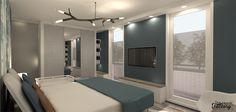 Ontwerp & visualisatie slaapkamer Almere