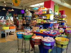 There's nothing like the magic of a candy store to have you feeling like a kid again. Many believe Albanese Candy Factory to be the best candy store in Indiana. Camping Places, Vacation Places, Vacation Trips, Vacation Ideas, Camping Cabins, Family Vacations, Camping Tips, Weekend Trips, Day Trips