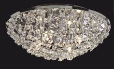 The Firstlight Gemma Crystal Flush Ceiling Light Is Available From Luxury Lighting. Firstlight Lighting Gemma 8252CH Flush Crystal Ceiling Light Is A Pretty, Delicate Chrome Finish With A Latticework Studded With Fine Crystals.