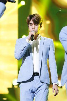 Sehun - 160121 30th Golden Disk Awards Credit: Hyper Beat. (제30회 골든디스크 어워즈)