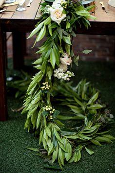 LUXURY GARDEN WEDDING IN WINTER PARK, FLORIDA AT CASA FELIZ Photography: Kristen Weaver