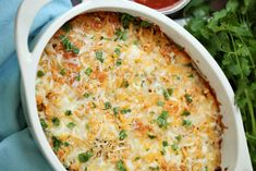 This Weight Watchers Chicken Taco Casserole is only 8 SmartPoints. Many of the ingredients (onion, bell pepper, salsa) are 0 point foods, meaning it will be more filling with less points! Makes 6 servings SmartPoints: 8 PointPlus: 7 Ingredients: 2 cups cooked chicken or chicken substitute (like gard…
