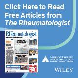 Access The Rheumatologist
