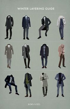 How To Layer For Men