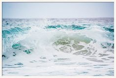 Foam Framed Print featuring the photograph Turquoise Beauty by Shelby Young