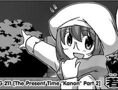 Após as pessoas perceberem que aquela garota na loja era a Kanon, ela pega o Keima e começa fujir, o que vem agora não? Confira na integra: http://alienadosscan.blogspot.com.br
