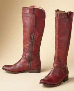 zipper boots #fallfavorites