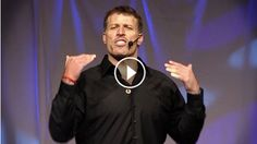 """If you want to have ongoing joy and fulfillment in your life, the secret is just one word – progress."" @TonyRobbins   https://www.facebook.com/TonyRobbins/videos/10153761827944060/?fallback=1"
