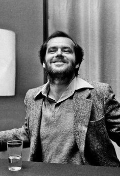 Jack Nicholson. ~ to me you can't beat him.he has the bad boy persona but with a charm albeit a wicked charm haha and also a sneakiness about him. when he gets into a role it is pure passion and some craziness thrown in for good measure haha such as in the shining. i cant picture anyone else playing that part.
